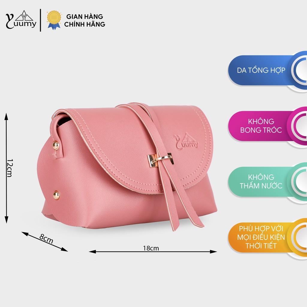 Túi đeo chéo thời trang nữ YUUMY YN38 nhiều màu