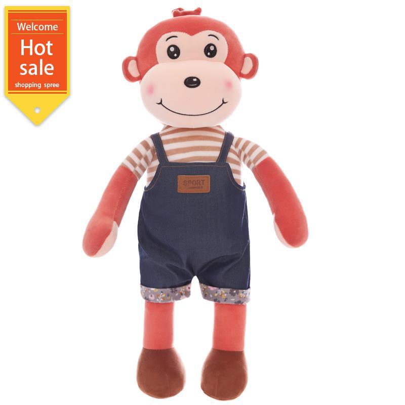 Khỉ búp bê đồ chơi búp bê dễ thương động vật cậu bé sinh nhật món quà sinh nhật nữ...