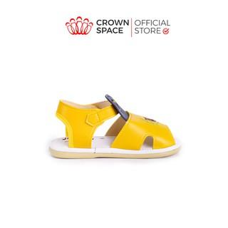 Xăng Đan Tập Đi Bé Trai Bé Gái Đẹp Crown UK Royale Baby Walking Sandals Trẻ em Cao Cấp 021_481 Nhẹ Êm Size 3-6 1-3 Tuổi thumbnail