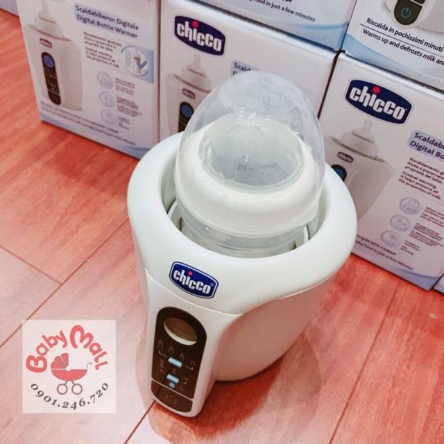 Máy hâm sữa và thức ăn Chicco 7390 điện tử