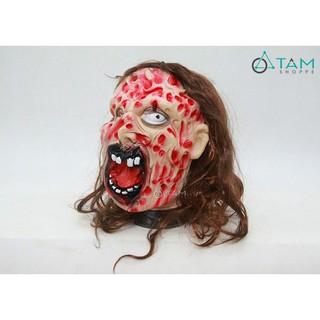 Mặt nạ ma quỷ kinh dị Halloween số 16