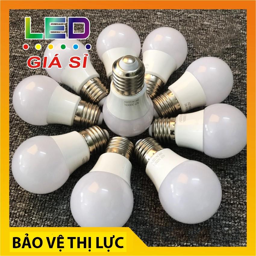 Bóng đèn led 5W, bóng đèn học sinh giá sỉ
