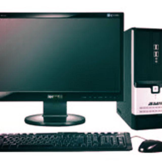 Bộ máy tính bàn cpu 3.0- ram 4gb - màn hình 19 in