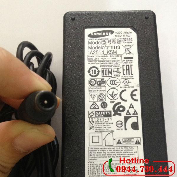 Adapter màn hình samsung A2514_KSM 14V 1.786A 25W