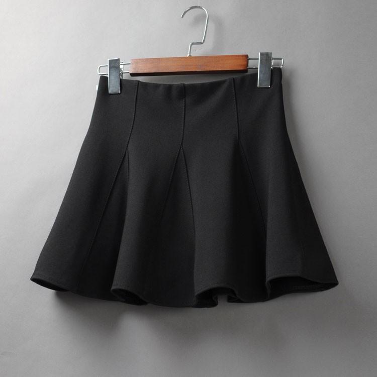 3936108539 - Chân Váy Dài Màu Trơn Thời Trang Cho Nữ