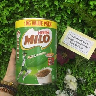 Sữa Milo Úc (1kg) thumbnail