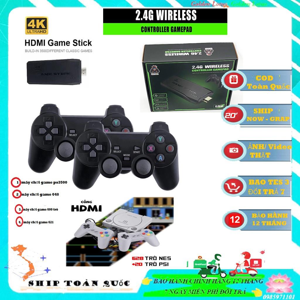 ☁▨¤máy chơi game 648/ps3500 trò IB Station Only One cổng HDMI phiên bản tay cầm cao cấp nhất – senvangshop