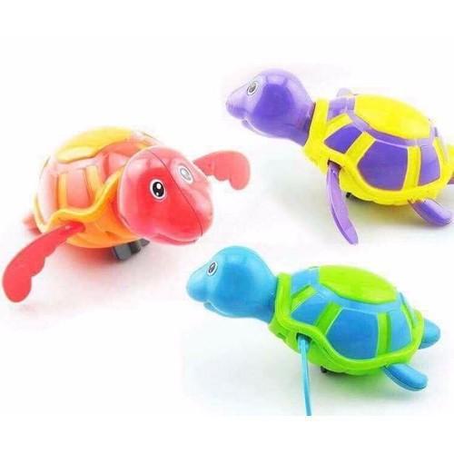 [RẺ VÔ ĐỊCH] Thú bơi thông minh cho bé (vặn cót) loại to | Bán Chạy