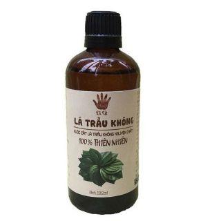 Tinh chất lá trầu không đậm đặc nguyên chất xông rửa phụ khoa chữa viêm âm đạo, làm hồng và se khít vùng kín