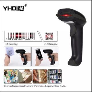 Máy quét mã vạch YHD 3100(2D) tự động kết nối Bluetooth. 2.4G. Có dây (hàng chính hãng)