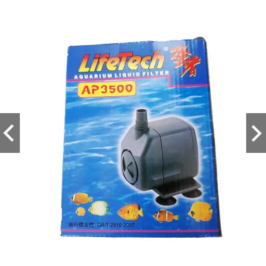 Máy Bơm Nước Hồ Cá LifeTech AP3500 - Máy Bơm Nước Bể Cá Cao Cấp - 15398511 , 1391311536 , 322_1391311536 , 180000 , May-Bom-Nuoc-Ho-Ca-LifeTech-AP3500-May-Bom-Nuoc-Be-Ca-Cao-Cap-322_1391311536 , shopee.vn , Máy Bơm Nước Hồ Cá LifeTech AP3500 - Máy Bơm Nước Bể Cá Cao Cấp
