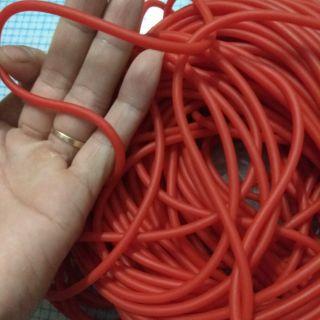 [Nhập TOYMAR giảm 10%] Thun ống 1636.1842.1745.2050 hàng chất lượng dùng cho dakung.ná thun tròn. Và gài dây ná!