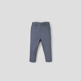 Quần dài kaki BAA BABY màu xanh jean cho bé gái - GT-QU13D-002XA thumbnail