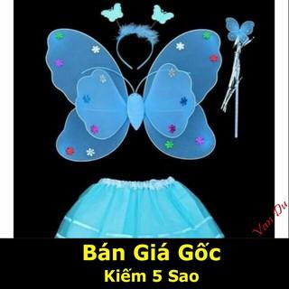 [HÀNG CHẤT LƯỢNG CAO] Bộ cánh bướm thiên thần đáng yêu siêu bền hanhshop21