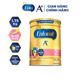Suata24h-Sư a bột Enfamil A + 2 1,7kg thumbnail