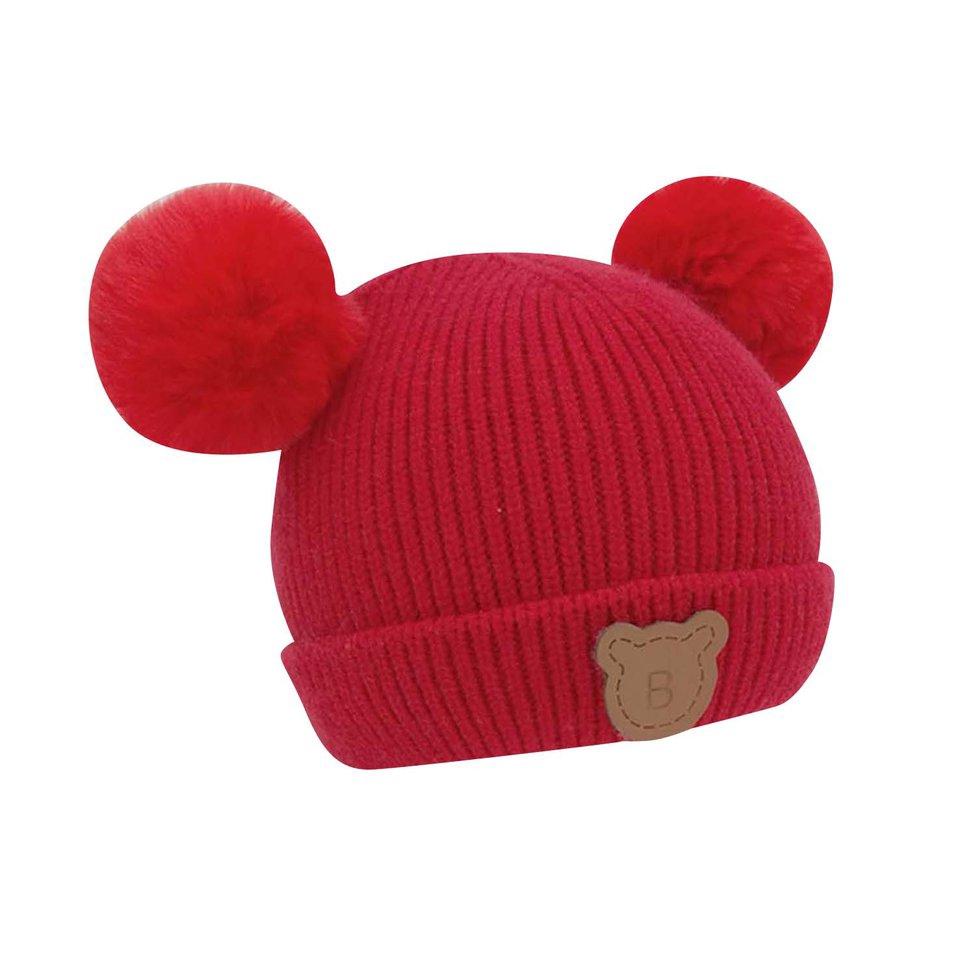 Mũ len có quả bông dễ thương cho bé trai và gái - 14091562 , 1615066189 , 322_1615066189 , 84000 , Mu-len-co-qua-bong-de-thuong-cho-be-trai-va-gai-322_1615066189 , shopee.vn , Mũ len có quả bông dễ thương cho bé trai và gái