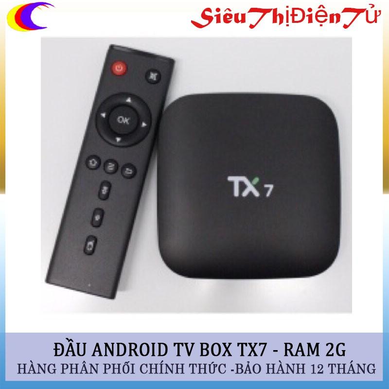 androi tv box tx7 RAM2G