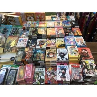 Bộ bài tú anime truyện tranh gồm 54 ảnh khác nhau ( b nào mua nhắn mẫu)