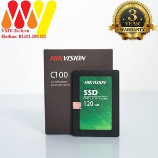 Ổ cứng SSD Hikvision C100 120gb - Chính hãng - Bảo hành DÀI 36 tháng BAO GIÁ TOÀN QUỐC