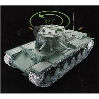 Xe tăng điều khiển xích kim loại KV-1 Pro