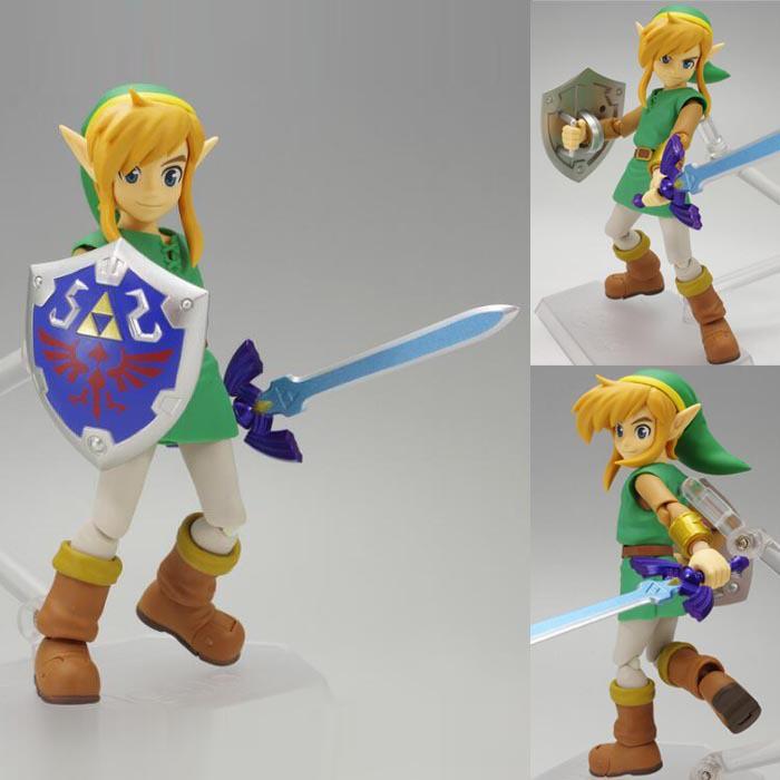 Figma #EX-032 Link The Legend of Zelda A Link Between World