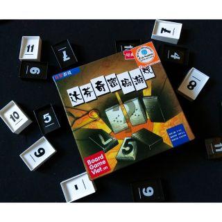 Boardgame CODA – MẬT MÃ DAVINCI – ĐOÁN SỐ