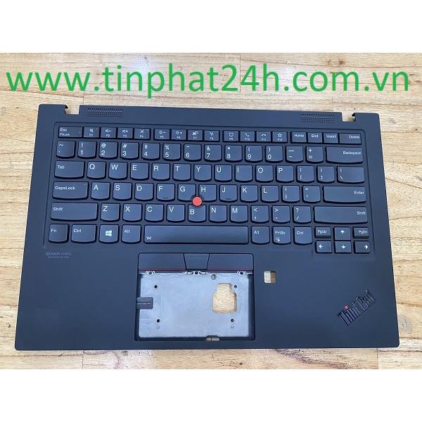 Thay Bàn Phím - KeyBoard Laptop Lenovo ThinkPad X1 Carbon Gen 7