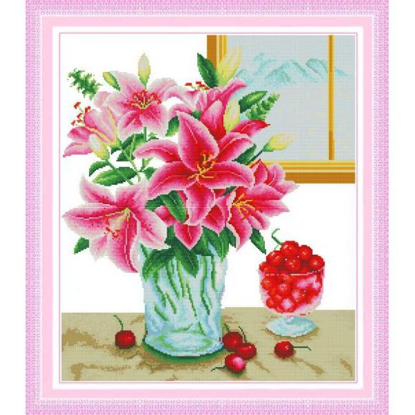 hoa Ly Thơm Ngát