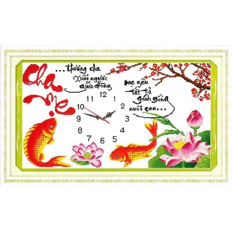 Tranh thêu chữ thập chưa thêu Thương Cha Xuôi Ngược Giữa Dòng, Mẹ Yêu Tất Tả Gánh Gồng Nuôi Con (In - 3273078 , 677647311 , 322_677647311 , 88000 , Tranh-theu-chu-thap-chua-theu-Thuong-Cha-Xuoi-Nguoc-Giua-Dong-Me-Yeu-Tat-Ta-Ganh-Gong-Nuoi-Con-In-322_677647311 , shopee.vn , Tranh thêu chữ thập chưa thêu Thương Cha Xuôi Ngược Giữa Dòng, Mẹ Yêu Tất Tả G