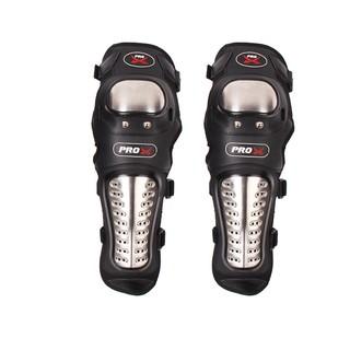 (chỉ có 2 chân) Giáp inox bảo vệ Chỉ Gồm 2 chân ProX đi phượt (- hàng chính hãng)