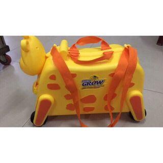 Vali hươu 2in1 (xe trượt) quà khuyến mãi sữa Grow