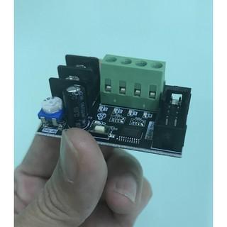 Mạch điều khiển led vẫy 4 kênh công suất cổng 6A
