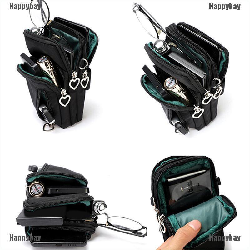 Happybay Fashion Women Sports Square Bag Mini Cellphone Pouch Crossbody Shoulder Bags