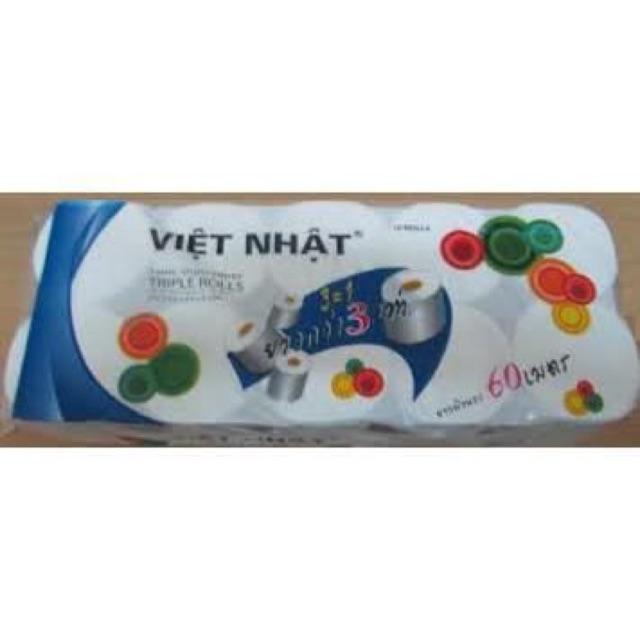 Sỉ 1 bịch 10 cuộn vệ sinh Việt Nhật