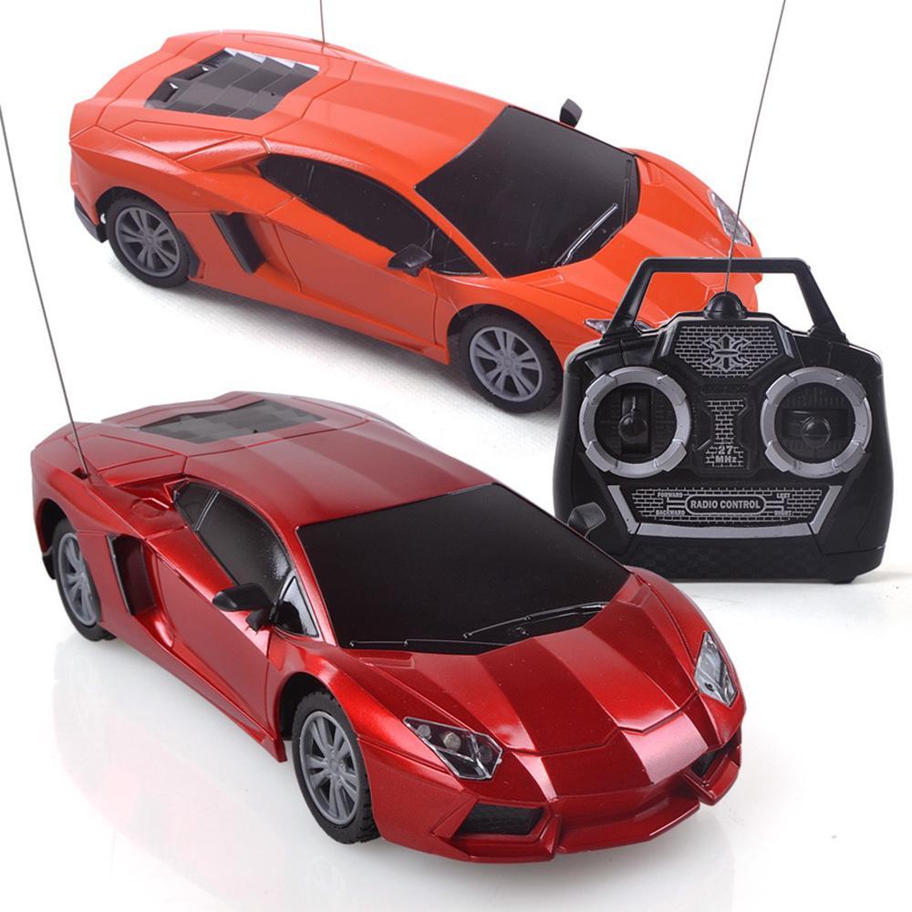 STOCK🎁Electric remote control Lamborghini with light children's toys