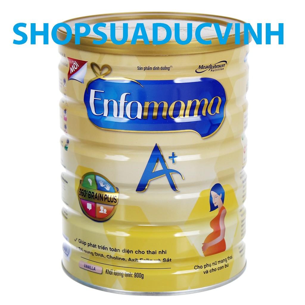 Sữa bột Enfa Mama A+ hương Vani 900g - 2571088 , 164707903 , 322_164707903 , 465000 , Sua-bot-Enfa-Mama-A-huong-Vani-900g-322_164707903 , shopee.vn , Sữa bột Enfa Mama A+ hương Vani 900g
