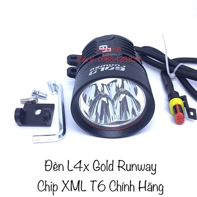 Đèn Trợ Sáng L4x Gold Runway [ 2018 ] - 2816004 , 1211828294 , 322_1211828294 , 351000 , Den-Tro-Sang-L4x-Gold-Runway-2018--322_1211828294 , shopee.vn , Đèn Trợ Sáng L4x Gold Runway [ 2018 ]