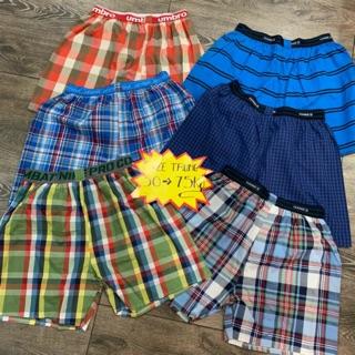 Set 5 quần đùi nam ( ko túi )