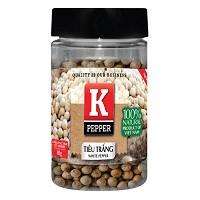 Tiêu Trắng Hạt K Pepper