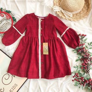 Váy Cho Bé⚜️ Tự Thiết Kế ⚜️ Đầm Trẻ Em 5-14 Tuổ