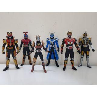 Mô hình Kamen Rider tổng hợp 2