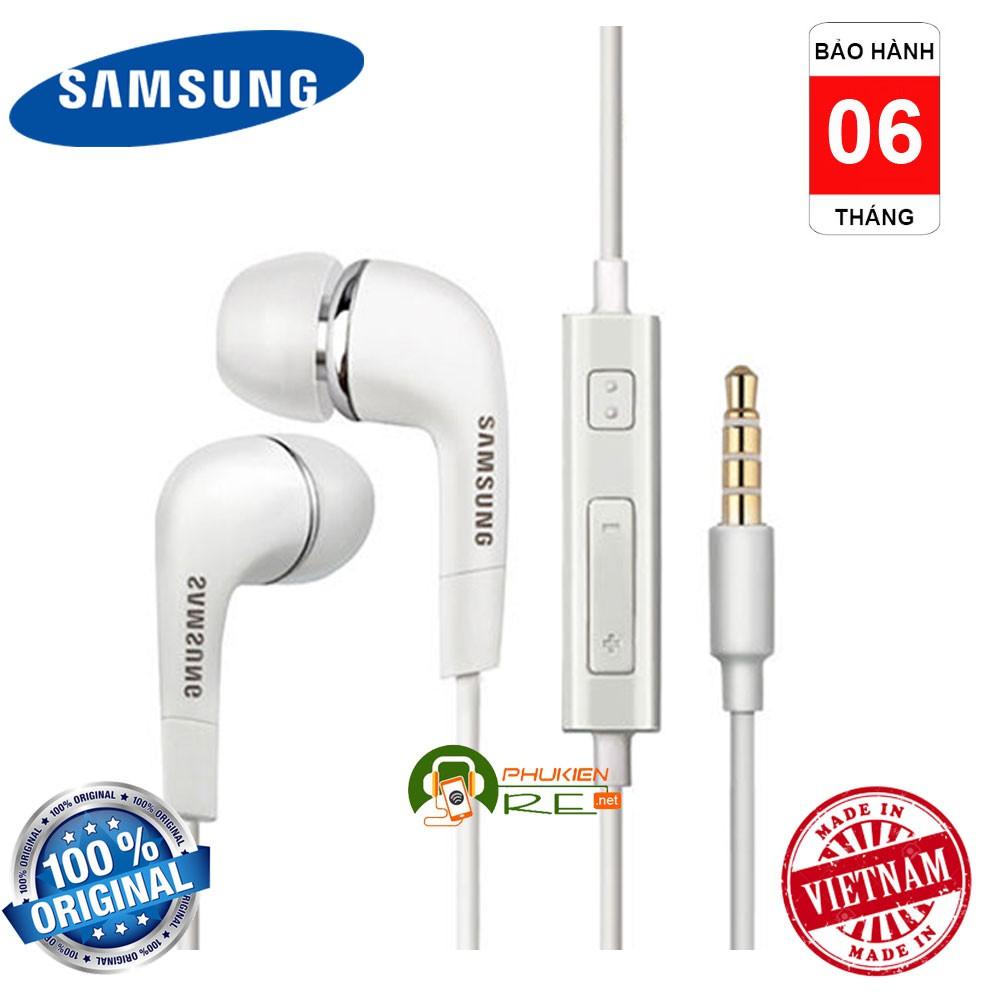 Tai nghe nhét tai Samsung Galaxy Core Headphones (Trắng)