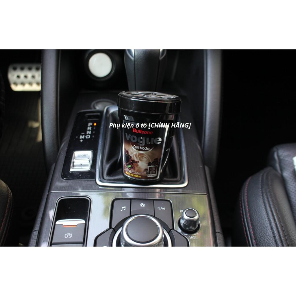 Nước hoa xe hơi - hương cà phê dạng sáp - chính hãng