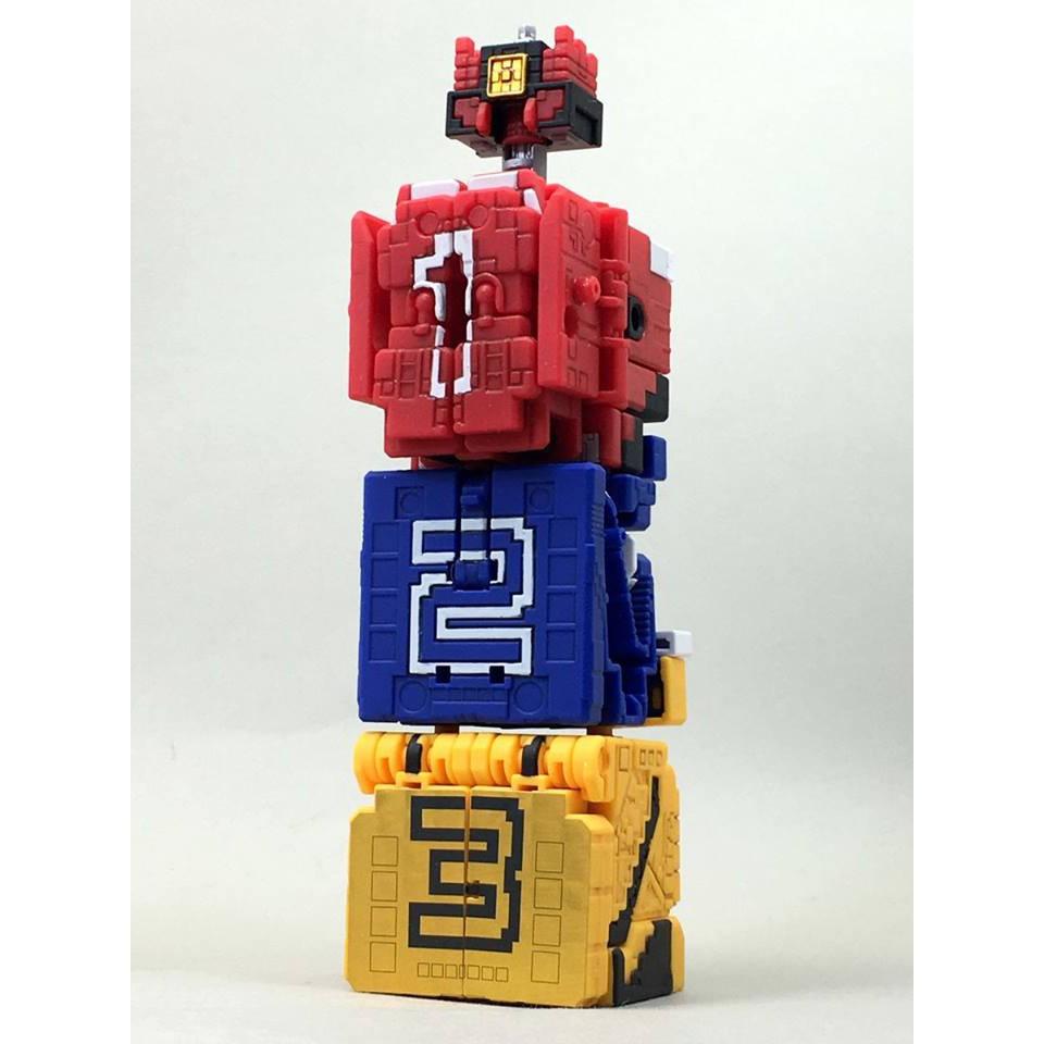 Đồ chơi Robot Chiến Đội Thú Vương Jyuuou King (123)