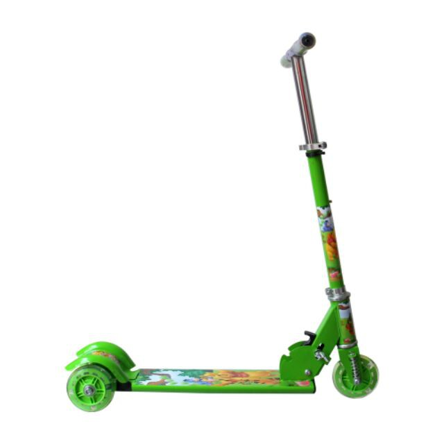 Xe scooter 3 bánh phát sáng cho bé