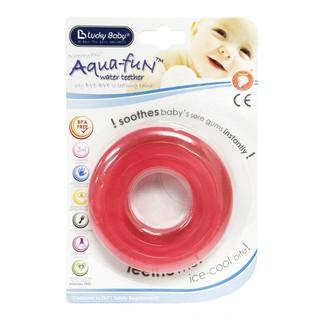 Đồ chơi ngậm nướu cao cấp Aqua Fun Water Teether [Dạng trơn]