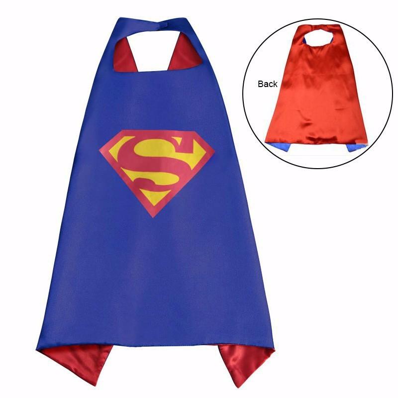 Áo choàng siêu nhân kèm mặt nạ lỗ nghỉ bán