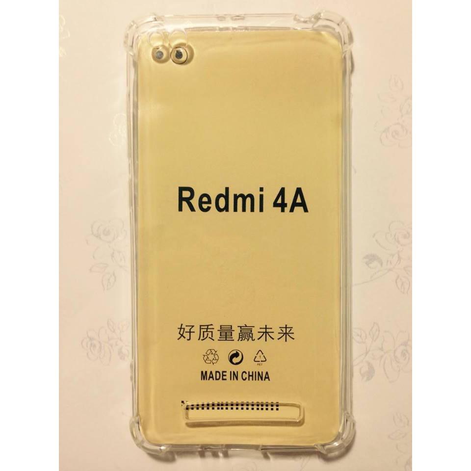 xiaomi redmi 4a | ốp lưng xiaomi redmi 4a silicon chống va đập
