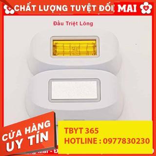 TBYT365 Máy Triệt Lông Vĩnh Viễn Qmele HS2 Cao Cấp 500.000 Xung + Kèm Đầu Băng Lạnh NEW