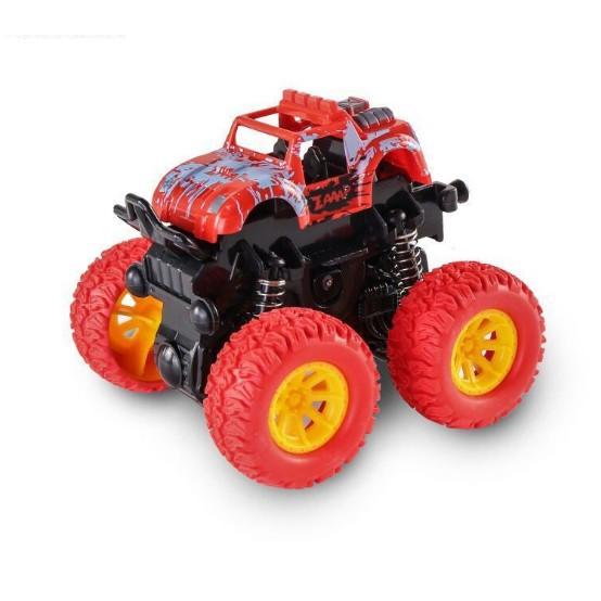 (Mua Ngay) Xe đồ chơi địa hình chống ngã cho bé (4 màu)-7855 (Tốt Rẻ)
